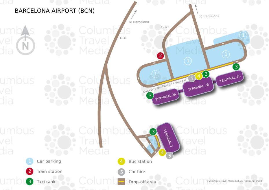 Car Rental Reus Airport Barcelona